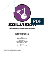SoilVision Tutorial Manual