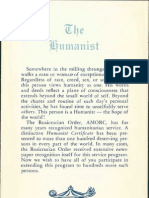 Propagande - 1957 - The Humanist