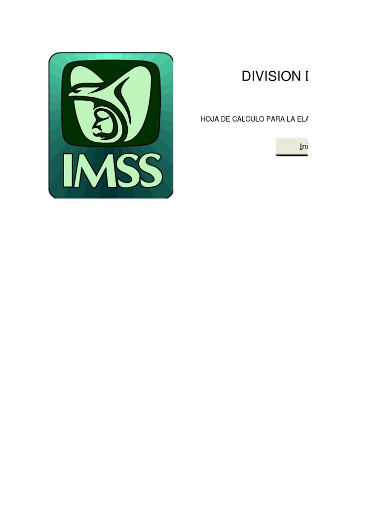 Catálogo de Conceptos IMSS 2013