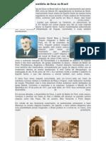 A História da Assembléia de Deus no Brasil