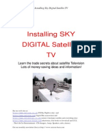 (eBook - Var - Eng) Sky Digital Satellite TV - Installing