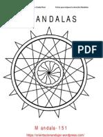 Mandalas Fichas 151 180