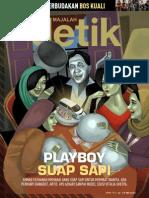 Sang Playboy Sapi Ahmad Fathonah