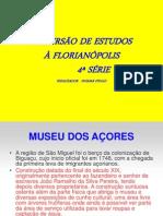 APRESENTAÇÃO DE FLORIANOPOLIS