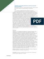 Variação diurna de parâmetros de função pulmonar e de força muscular respiratória em pacientes com DPOC
