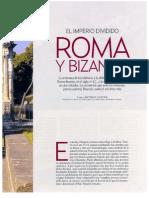 Roma y Bizancio, El Imperio Dividido