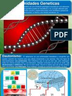 Trabajo de Enfermidades Geneticas Entregar
