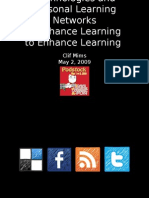 Using Digital Technologies and PLNs to Enhance Learning