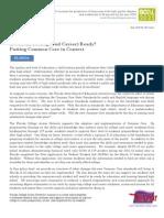 Florida CAN Common Core Policy Brief June 2013