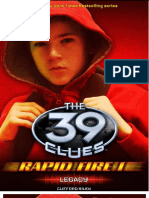 The 39 Clues Rapid Fire 01- Legacy
