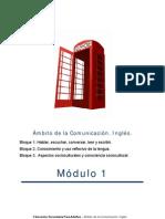 Módulo 1 Inglés (Primaria)