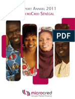 RA MicroCred Senegal 2011