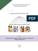 Orientacoes Tecnicas Sobre o PAIF - Trabalho Social Com Familias