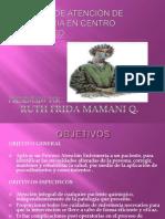 PROCESO DE ATENCIÓN DE ENFERMERÍA EN CENTRO QUIRÚRGICO