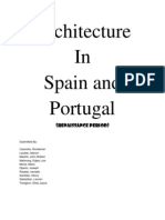 Architecture in Spain and Portugal in Renaissance Period