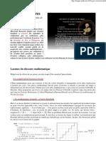 Coq et caractères - Images des mathématiques-LeMonde