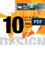 Catalog Design 10 Ani 2007 2012