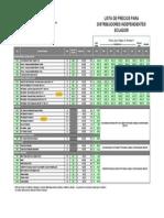 Lista Precios Ecuador v.1.9