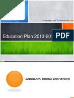Sample Personal Education Plan