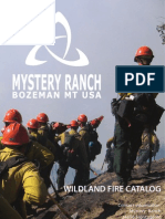 Mystery Ranch Fire Catalog
