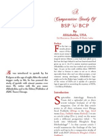 A  Comparative  Study  Of  BSP V BCP