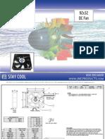 JMC 92x32 DC Fan