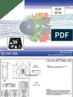 JMC 92x38 DC Fan