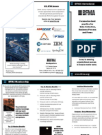 Bfma Membership Brochure