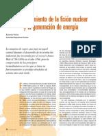 Felizia Eduardo - Historia de La Fision Nuclear