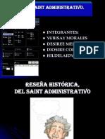 Saint Administrativo Modif