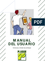 ALBAÑILERIA-MANUAL USUARIO DE PLADUR