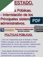 DIAPOSITIVAS SEMANA 1 - CLASE 2 - POLÍTICAS PÚBLICAS.