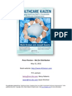 Healthcare Kaizen Excerpt - KPO, Metrics, and Finances
