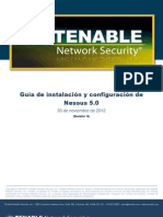 Nessus 5.0 Installation Guide ESN