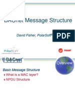 Trane BACnet Message Structure