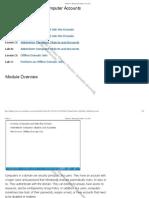 Module 5_ Managing Computer Accounts