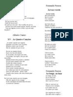 Poesia - Fernando Pessoa