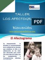 Taller Afectograma Tacna Primer Congreso Internacional