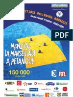 Dossier de Presse Marseille 2013