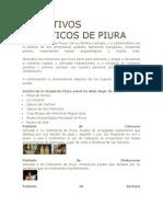ATRACTIVOS TURÍSTICOS DE PIURA