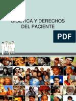 Bioetica y Derechos Del Paciente