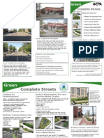 Green, Complete Streets