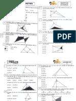 Geometria (Area i) - Grupo de Estudios
