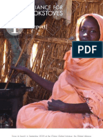 First Year Annual Report_clean Cookstove Allliance