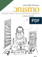 Feiman - Analisis de La Fiesta Del Monstruo