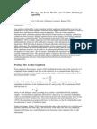 Solving the Simandoux Equation