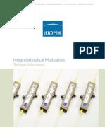 Modulators Overview Selection