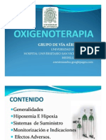 Oxigenoterapia Oxygen Management