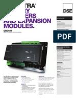 DSE130 Input Expansion Control Module