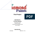 Diamond Paint Report